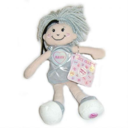 Disco Doll, Sweetie Dolls, Soft Toy